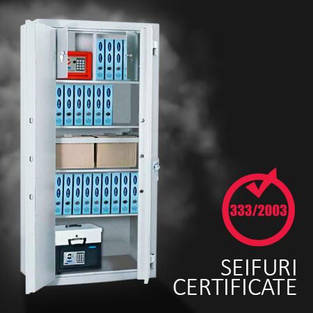 Seif Certificat.ro - magazin profesional