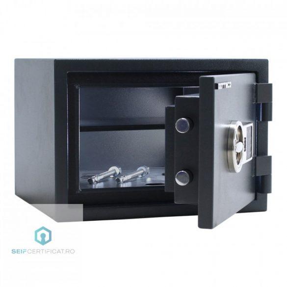 Seif certificat antiefractie antifoc EN14450 FIRECHAMP30 electronic