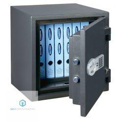 Seif certificat antiefractie antifoc EN14450 FIRECHAMP32 electronic