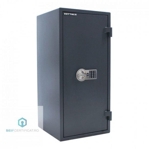 Seif certificat antiefractie antifoc EN14450 FIRECHAMP100 electronic