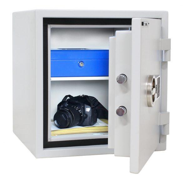 Seif certificat antiefractie antifoc EN14450 FIRESAFE400 electronic